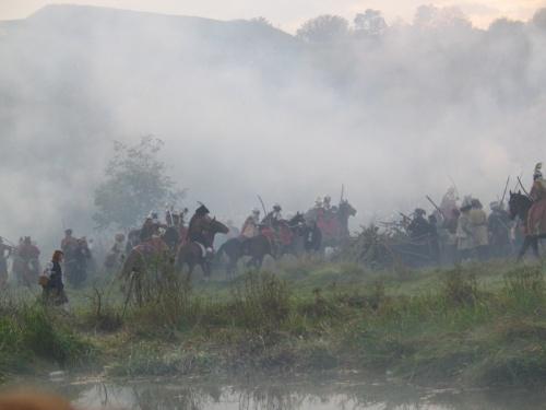 Атака польских гусар