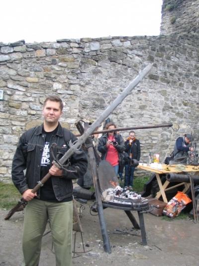 Неслабый меч