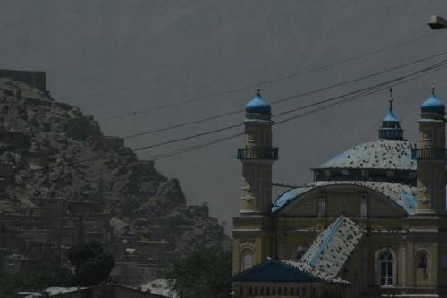 Кабул. Мечеть.