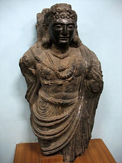 Будда в греческом стиле Гандхара
