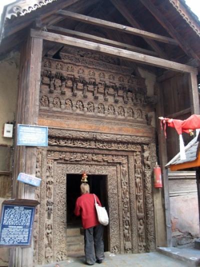 Храм Лакшна-Деви, 7в.