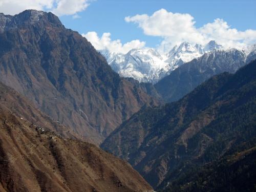 Горы-Гималаи