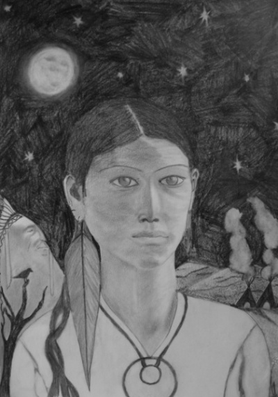 Портрет Гаятри