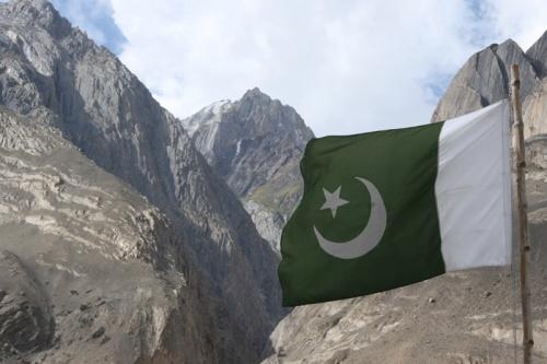 Территория Пакистана