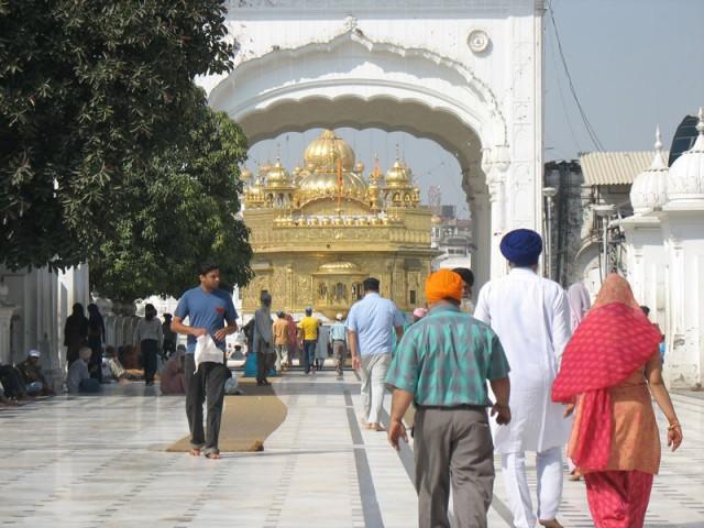 Ворота в храмовый комплекс