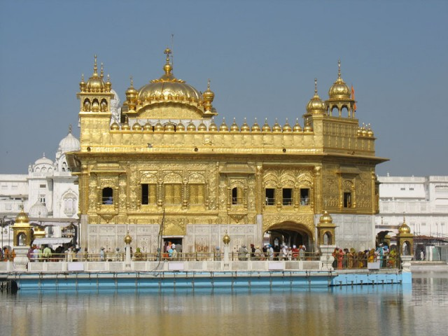 Золотой Храм, Амритсар