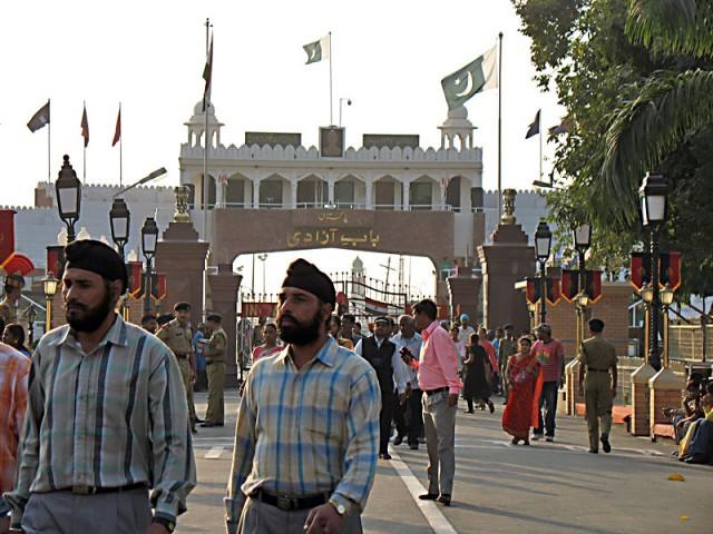Ворота в Пакистан