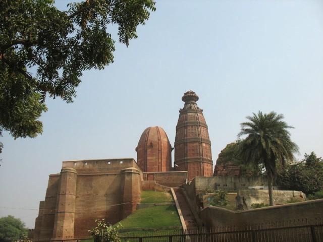 Вриндаванский храм