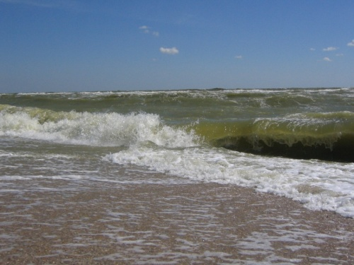 Море волнуется - ррас!
