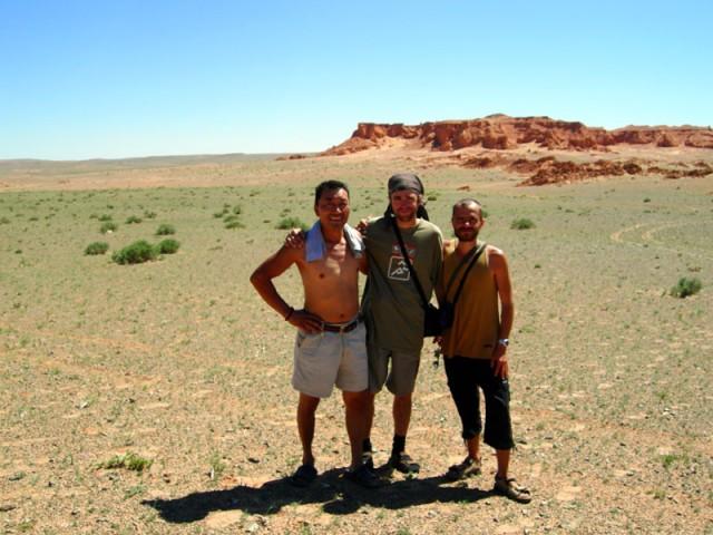 Наша монгольская экспедиция – Моги, Серж, Муни