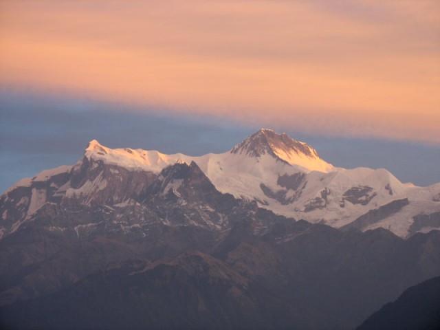 Северная Аннапурна, Гималаи