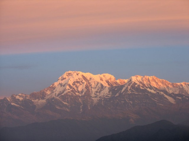 Южная Аннапурна, Гималаи