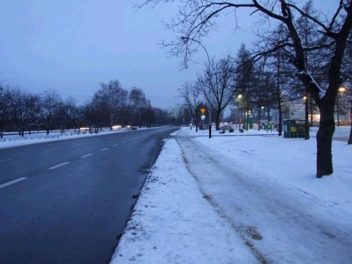 польские дороги