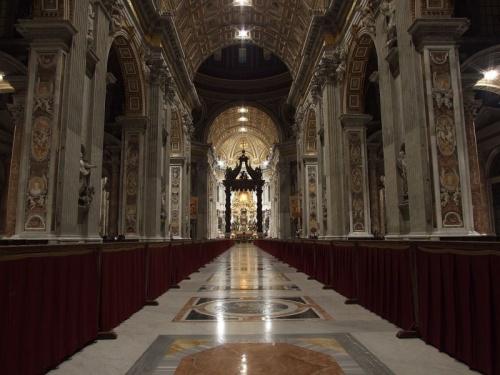 Ватикан центральный хол