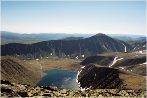 верховое ледниковое озеро