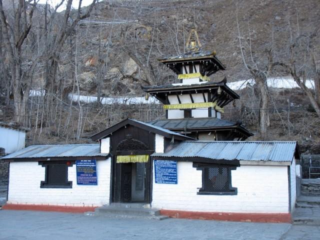 Храм Вишну-Муктинатха