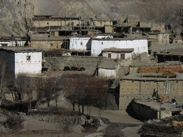 Деревня Гималайская