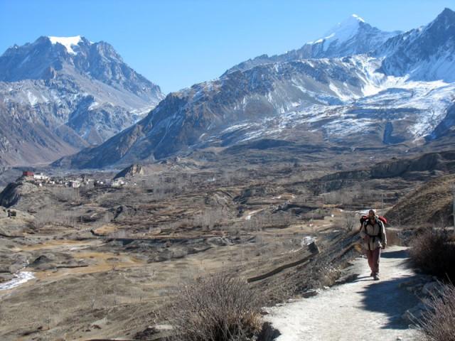 Дорога Гималайская