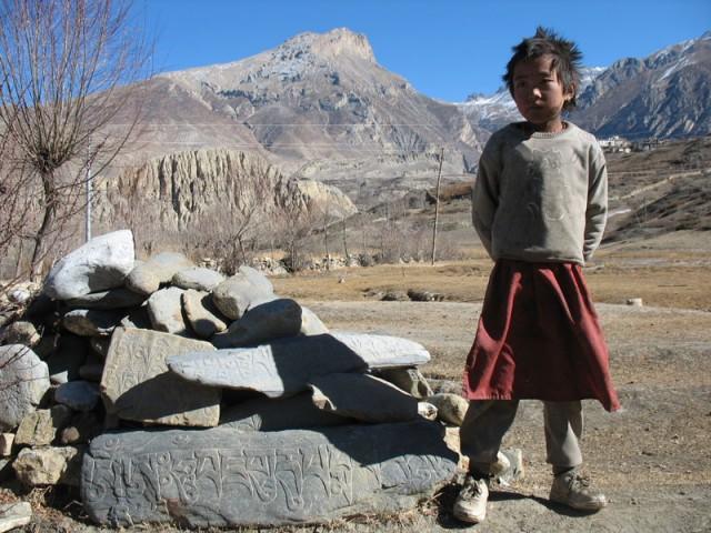 Ребенок Гималайский