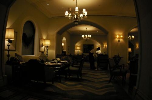 Тадж Махал Отель, ресторан Sea Lounge