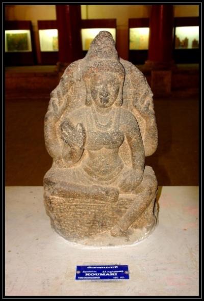 Богиня Кумари