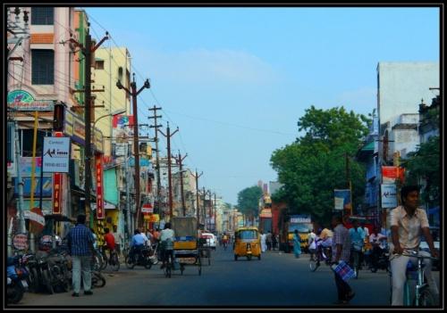 Улица Мадураи