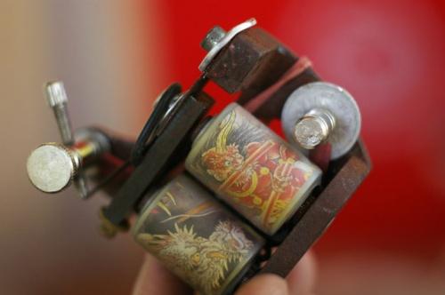 Татуировочная машинка