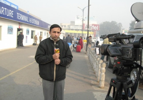 Репортер, Тоже чего-то ждет.