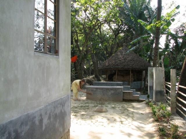 Двор 3