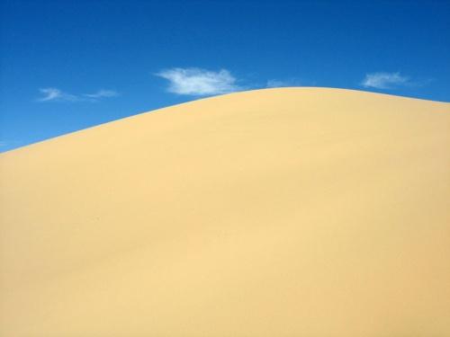 Мир дюн – ничего лишнего