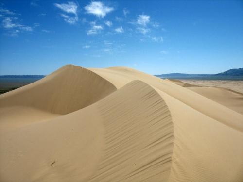 Гребни дюн
