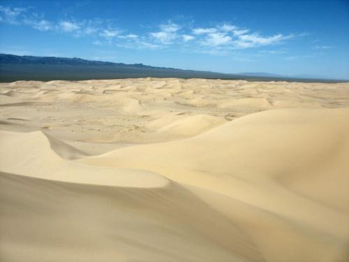 Пески Хонгор Элс, Монголия