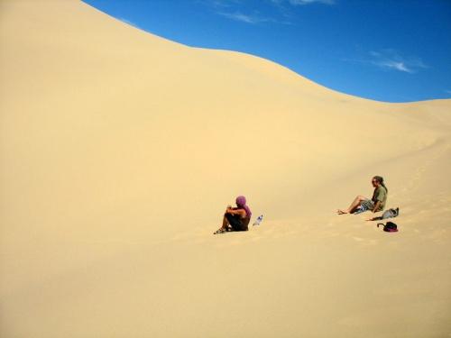 Большая песочница для взрослых