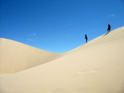Большая песочница Хонгор Элс