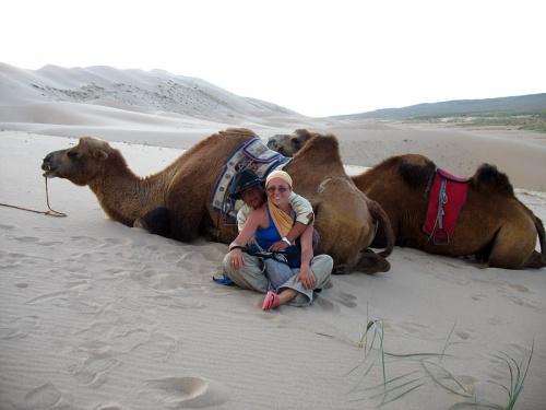 Бембо, верблюды и я