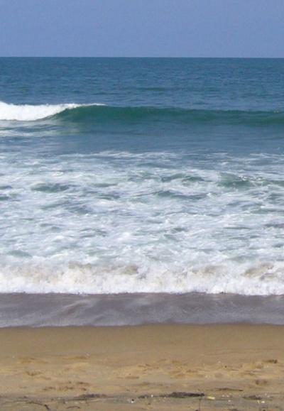 море за порогом