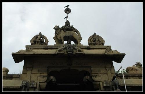 Раманатхасвами мандир. Вход