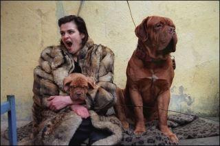 Pet's market. St. Petersburg, 1999