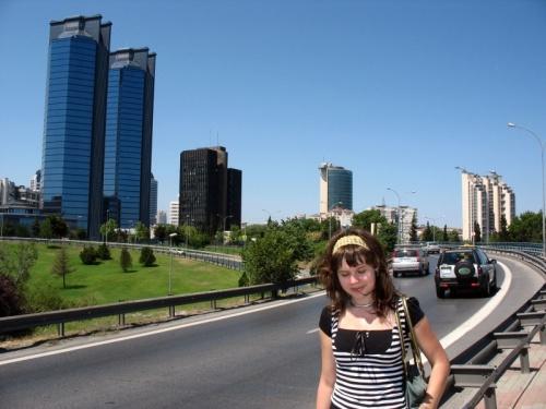Другой город