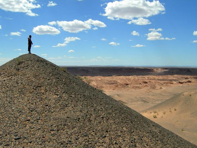 Хермен Цав. Пустыня Гоби