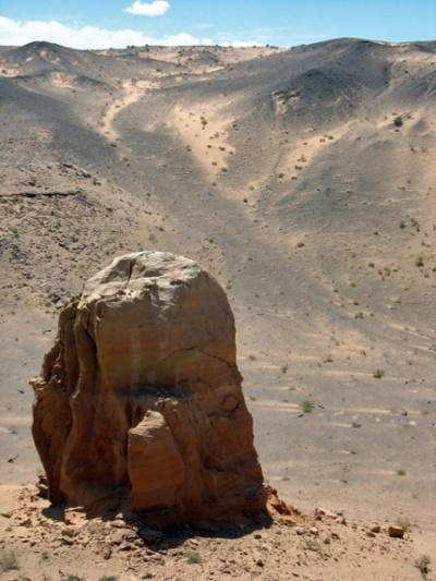 Песчаные скалы Хермен Цава