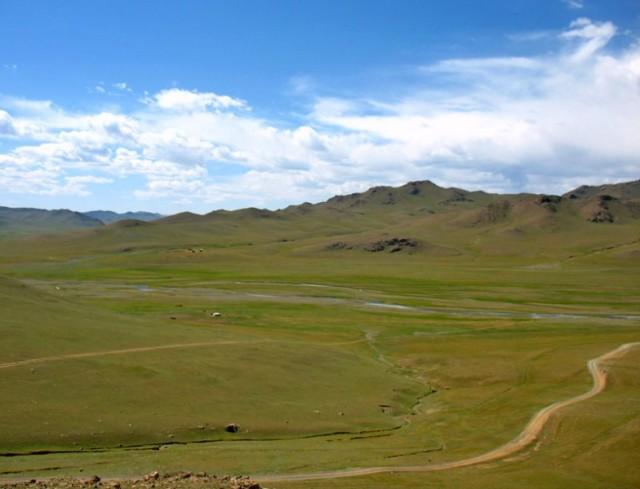Монголия. Утро 12-го дня