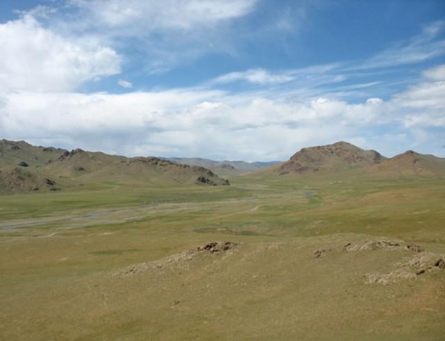 Монголия. Продолжаем свой путь