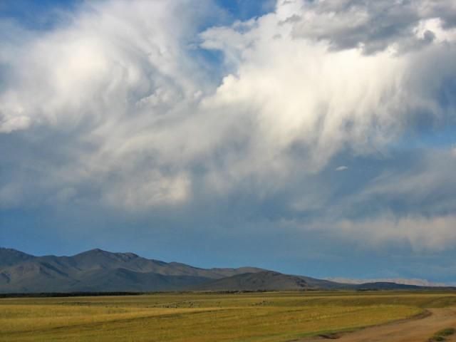 Монгольская красотища