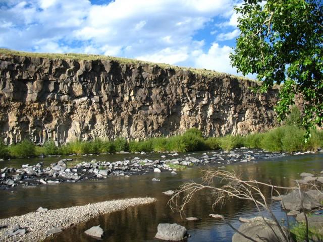 Река Орхон. Монголия