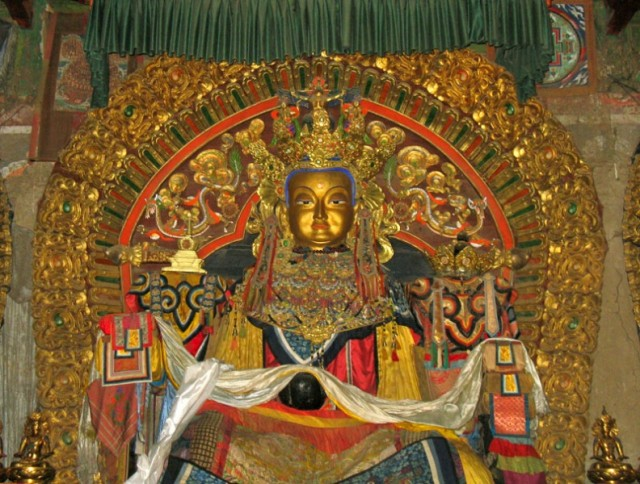 Майтрейя. Монастырь Эрдэни-Дзу