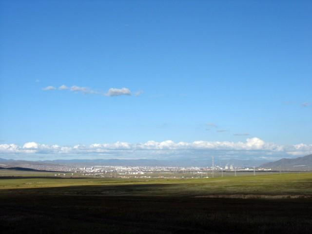 Возвращаемся в Улан-Батор