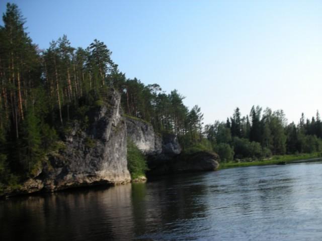 Уральские пейзажи