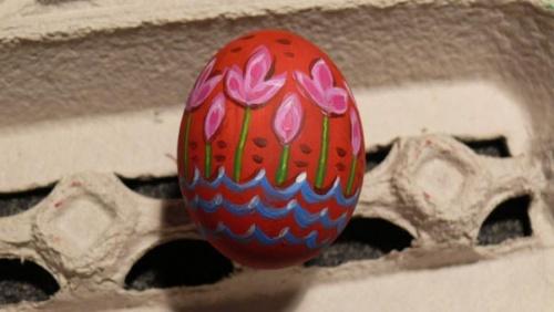 Яйцо № 4.