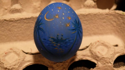 Яйцо № 8.